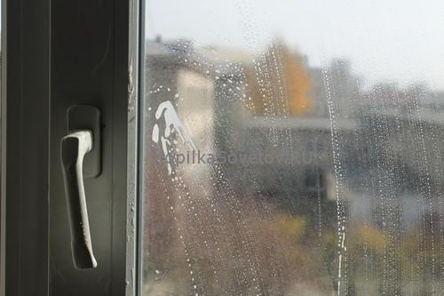 Намыленное окно