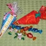 Как красиво упаковать конфеты