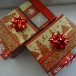 Праздничная упаковка подарка своими руками