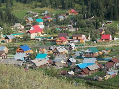 Деревня Асы