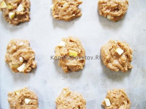Лепим печенье