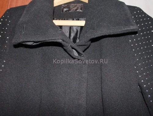 Очистить пальто