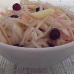 Свежие салаты из сырых овощей и фруктов