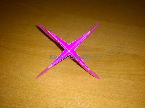 бумажный крест